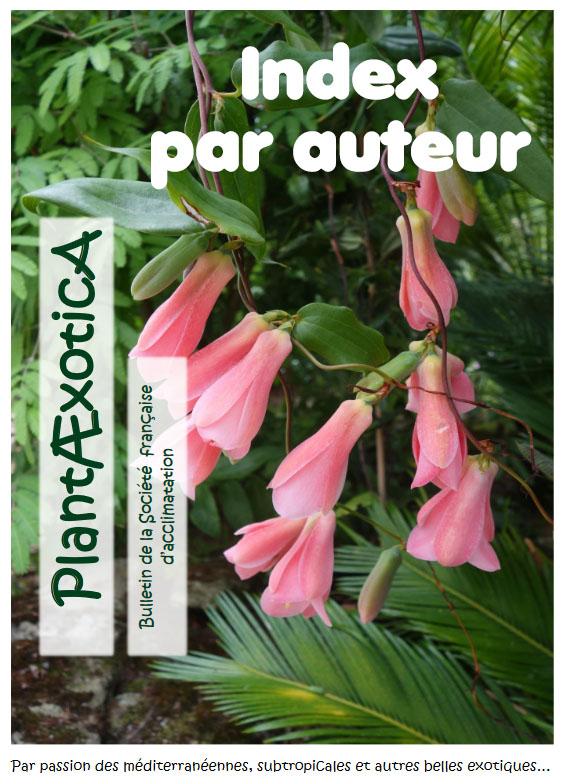 Index PlantaExotica